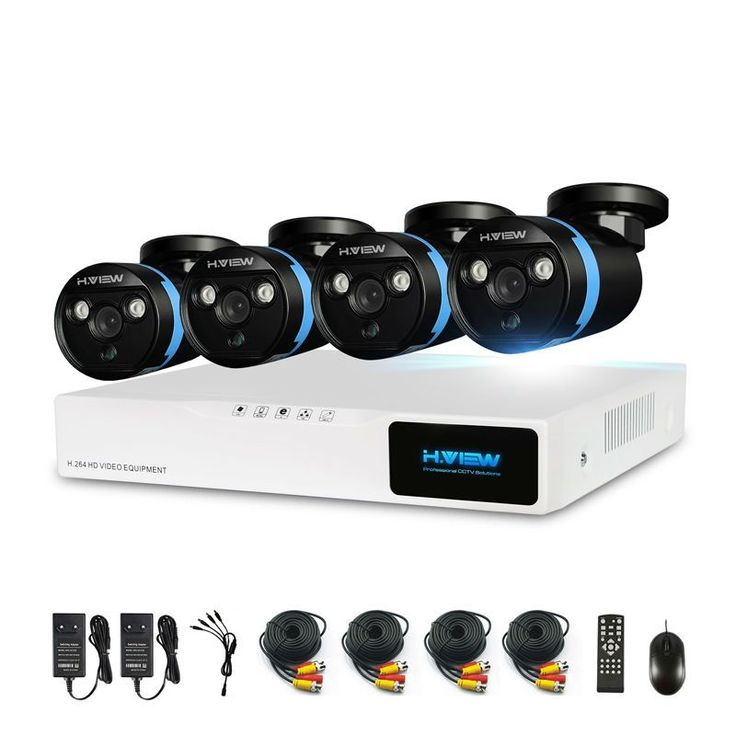H.View Security Camera System 4ch CCTV System DVR DIY Kit 4 x 1080P Security Camera 2.0mp Camera Surveillance System //Price: $171.59 & FREE Shipping //     Sale Depot http://saledepot.biz/product/h-view-security-camera-system-4ch-cctv-system-dvr-diy-kit-4-x-1080p-security-camera-2-0mp-camera-surveillance-system/    #discount