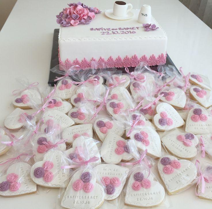 Nisan pastasi ve kurabiyeleri