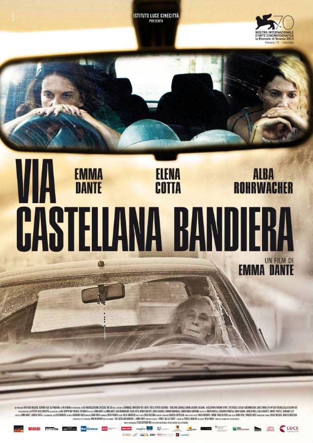 Via Castellana Bandiera, dal 19 settembre al cinema.
