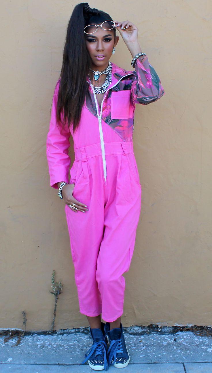 'Pretty N Pink' Jumper