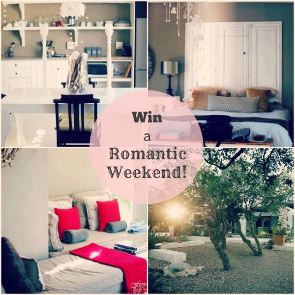 Win a Weekend at Gelukkie in Paternoster | win a romantic getaway to Gelukkie Paternoster | Gelukkie Self-catering accommodation | Inspired Living SA
