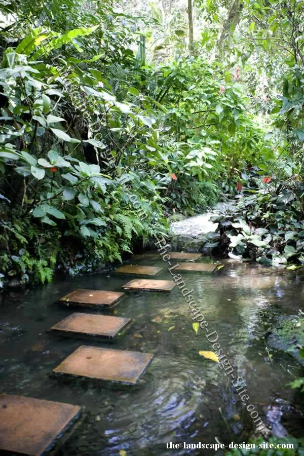 17 best images about natural pool and pond on pinterest for Garden pond stones