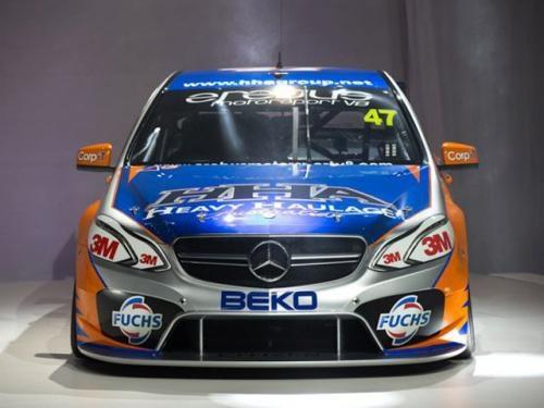 Mercedes-Benz V8 Supercars revealed by Erebus Motorsport