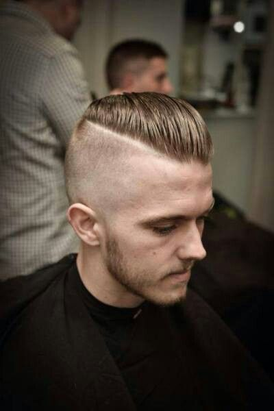 Pleasant 1000 Images About Hair And Beards On Pinterest High Fade Men39S Short Hairstyles Gunalazisus