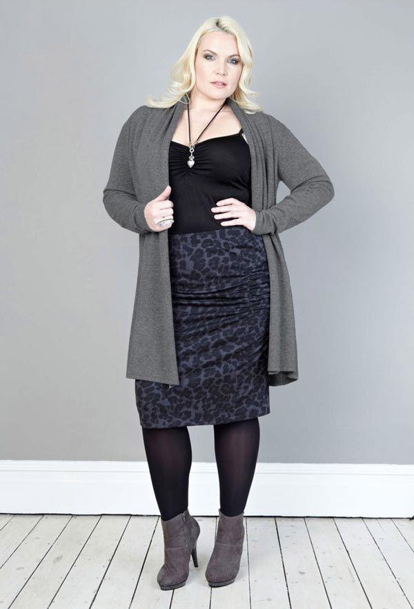 Plus Size Clothing 2013 Fashions Stylin! | Big Fashion Show plus size clothing