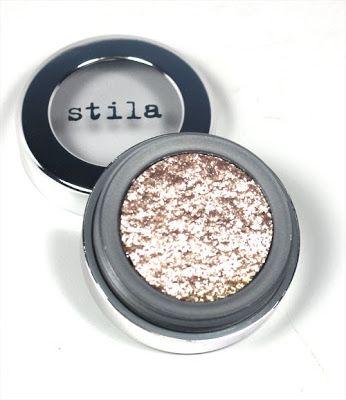 Stila's Metallic Dusty Rose Magnificent Metals Foil Finish Eye Shadow