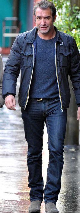 jean dujardin... so adorable,, so perfect...