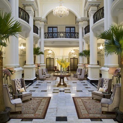 191 Best Hotel Lobby Images On Pinterest