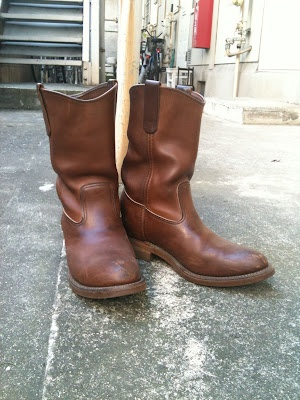 Red Wing Pecos 11inch, I would definitely wear these pretty much anywhere.
