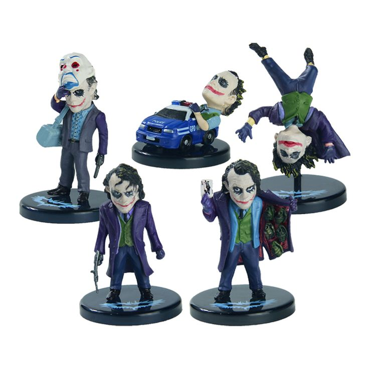 Joker Action Figure //Price: $18.99 & FREE Shipping //     #BatmanFanShop