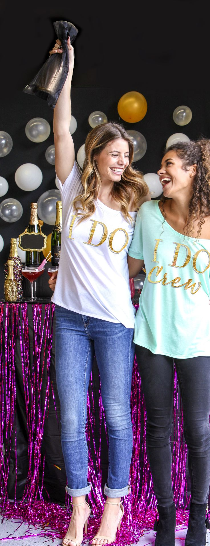 How to absolutely nail the bachelorette party? - start by visiting us for the best bachelorette party ideas, advice and lowest prices on Bachelorette Supplies!