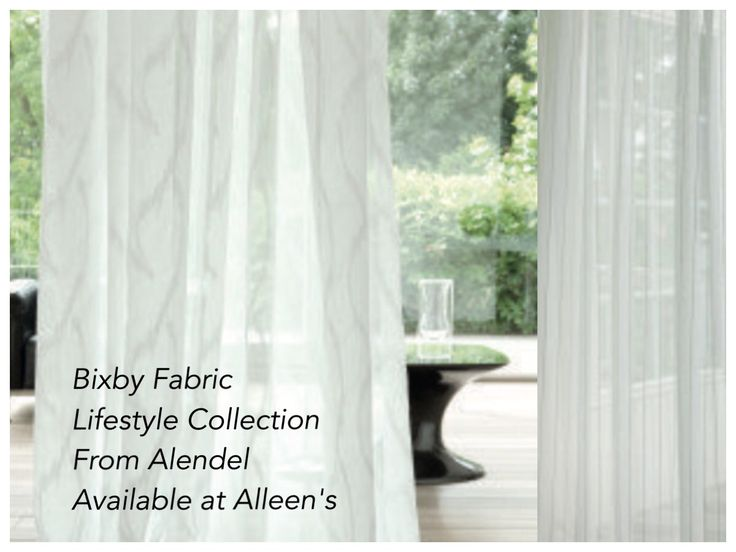 The Bixby Fabric Collection from Alendel, available at Alleen's