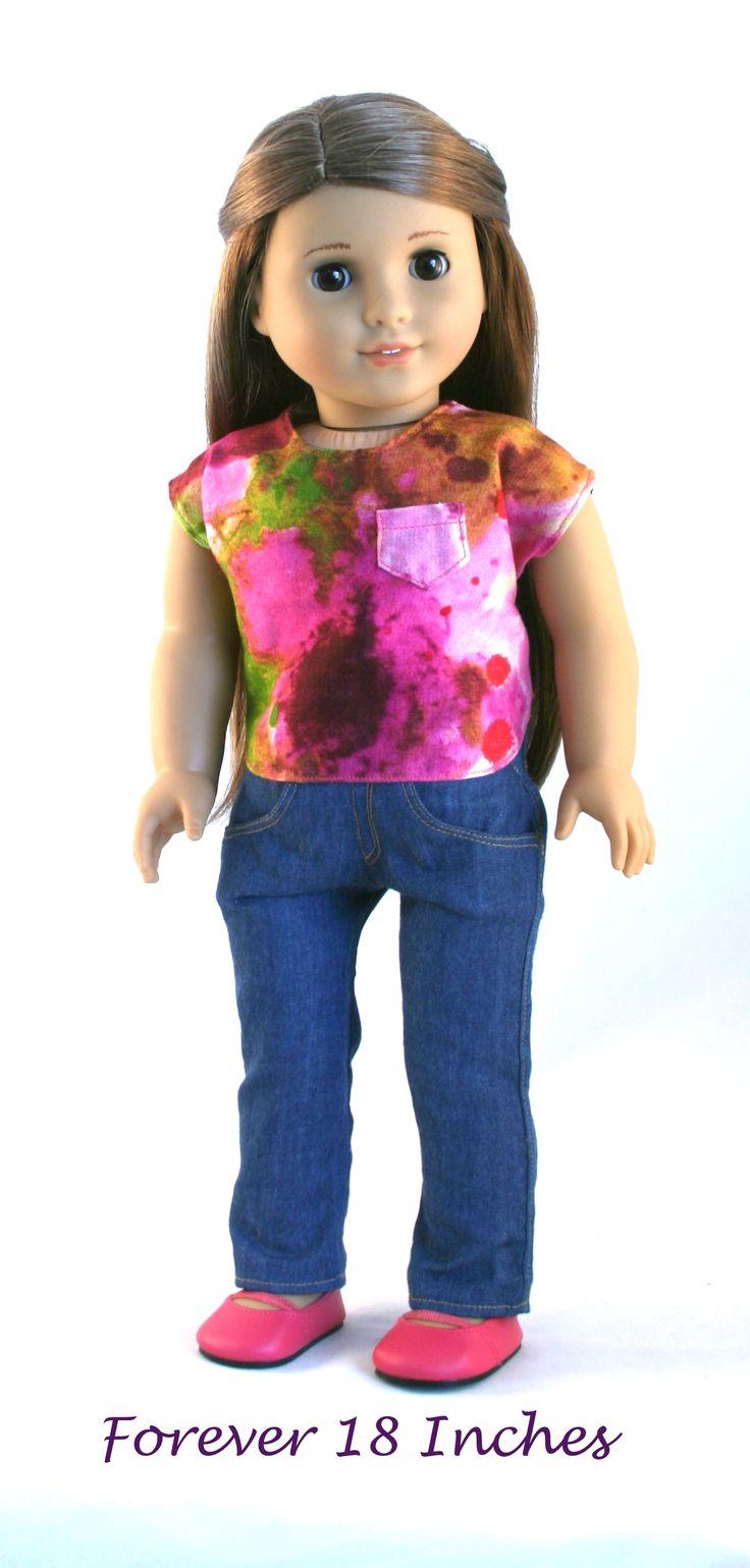 188 besten american girl doll jeans denim 2 Bilder auf Pinterest ...