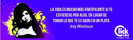 Frase Amy Winehouse