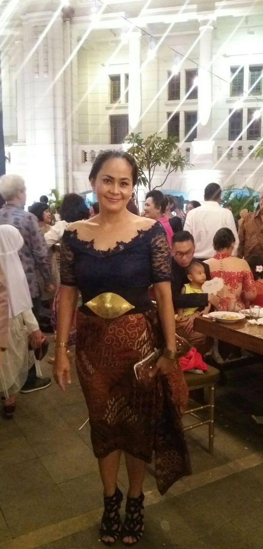 Wedding Haris n Lita #museumbankindonesia #batik #kebaya #traditional