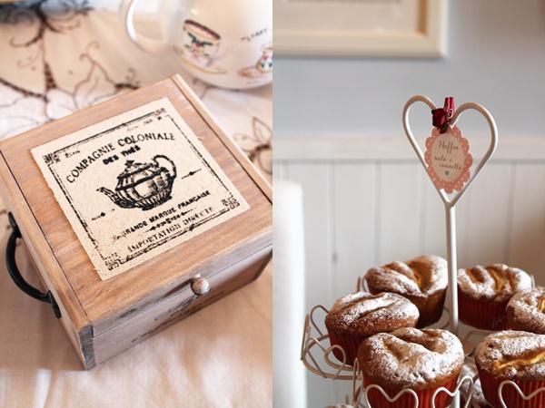 giochi di carta: Tea Swap Party (un pomeriggio di bloggers e biscotti!)