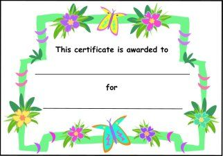 graphic relating to Free Printable Certificates for Kids titled Totally free Certificate: No cost Printable Certificates For Learners
