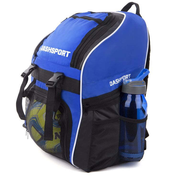 Soccer Backpack - Ages 6 and Up ... by DashSport