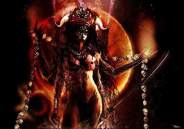 KaliDark Mothers Kali, The Queens, Dark Worship, Hello Kali, Occult Dark, Demons Seductriss, Dark Goddesses, Dark Paths, Demons Occult