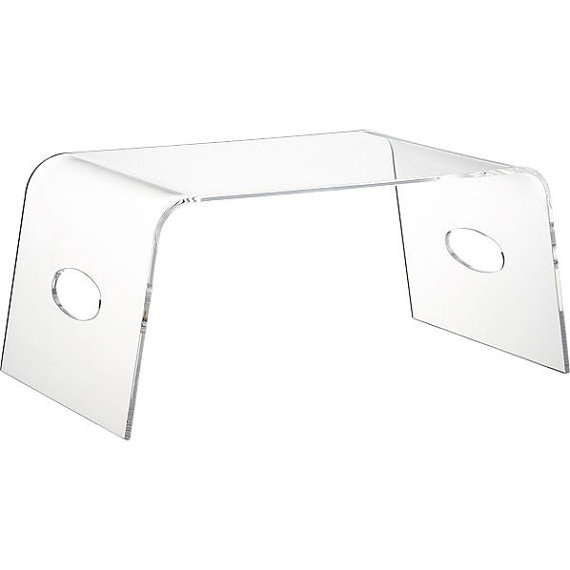 acrylic bed desk tray with free by - Lucite Desk