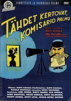 Tähdet kertovat, komisario Palmu - Tähtitornin mäki