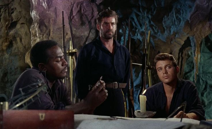 1000+ images about MYSTERIOUS ISLAND (1961) on Pinterest ...