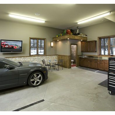 Garage and shed design pictures remodel decor and ideas for Design moderno garage indipendente