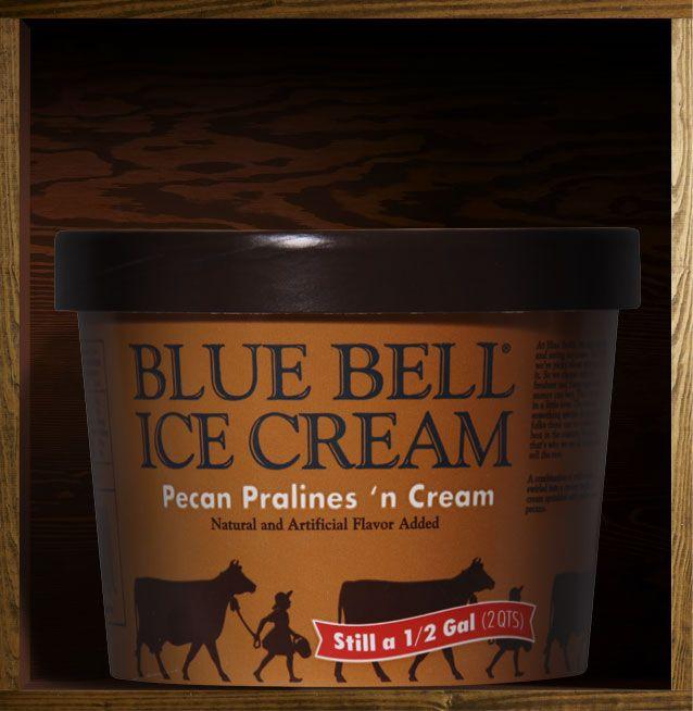 I love this stuff!!! -Pecan Pralines 'n Cream