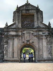 10. Fort Santiago.    I think that iconic Filipino architecture somehow embodies the history of the nation this is why Fort Santiago is iconic for me. This citadel is a part of the walled city of Manila, Intramuros.