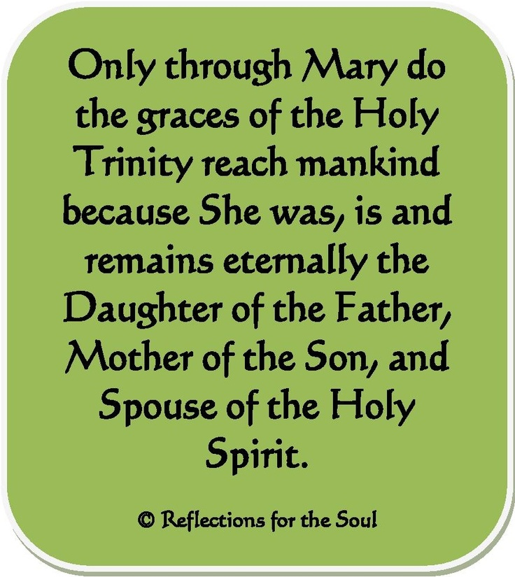 Mother Of God Movie Quote: 17 Best Mother Mary Quotes On Pinterest
