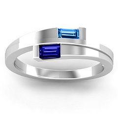 pretty modern mother's ring