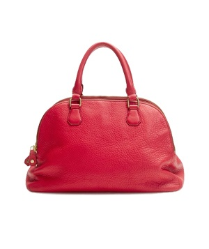 Biennial Satchel ($348) ❤ liked on Polyvore featuring bags, handbags, purses, red,