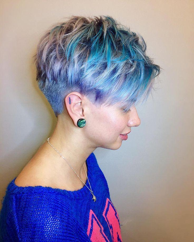"""Mi piace"": 858, commenti: 4 - Aliya Askarova (@aliyousha) su Instagram: ""Отращиваем волосы @anlorry #раскраскаалечки #stylistaliyousha #hairbyaliyousha…"""