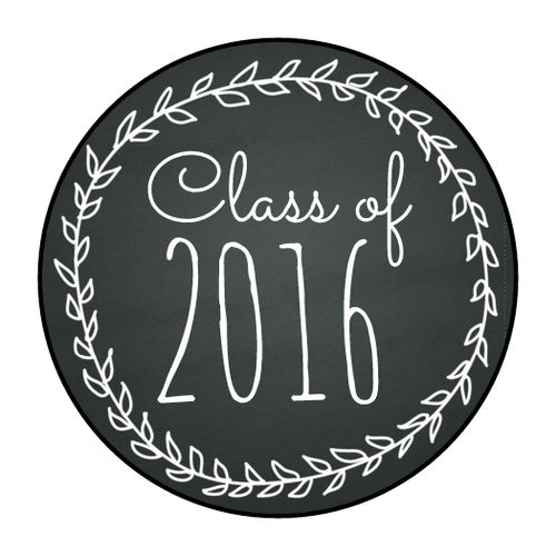28 best graduation images on pinterest graduation ideas creative chalkboard graduation envelope seals perfect for graduation announcements negle Gallery