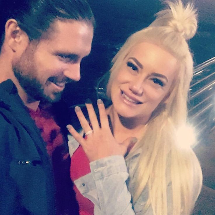 Former WWE Superstar John Hennigan announced his engagement to his girlfriend Kira Forstner on Instagram on 14 Jun 2017. Hennigan now works for Lucha Underground as Johnny Mundo, where Forstner also works as Taya Valkyrie. The pair have been dating since 2016 #WWE #wwecouples #wwefamilies