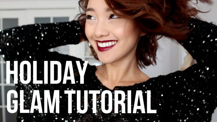 Holiday Glam Tutorial