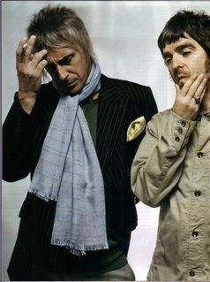 Noel Gallagher & Paul Weller In German Rollingstone Magazine ~ Latest Oasis, Beady Eye And Noel Gallagher News