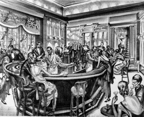The Cotton Club was a speakeasy opened in the heart of Harlem, ...
