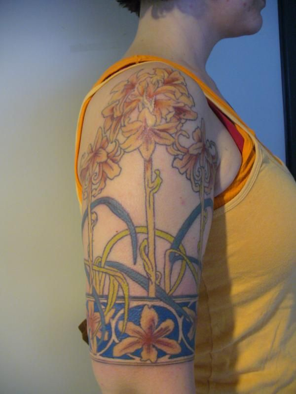 Mucha tattoo   Ink   Pinterest