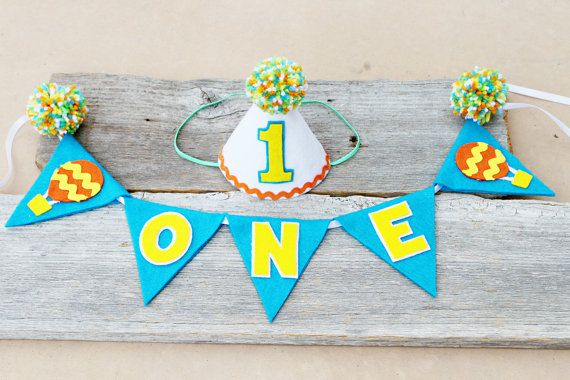 Hey, I found this really awesome Etsy listing at https://www.etsy.com/listing/248113450/1st-birthday-hat-and-high-chair-banner