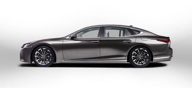 2018 Lexus LS 500 New Concepts