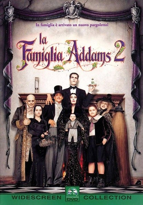 Addams Family Values Full Movie Watch Online Free