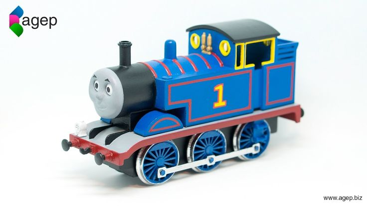 3D Printing Thomas - The Making of a Miniature Model - Thomas & Friends Fanart This is the end result of my journey of making a miniature model of one of my 3D models. Thomas the Tank Engine from Thomas & Friends.