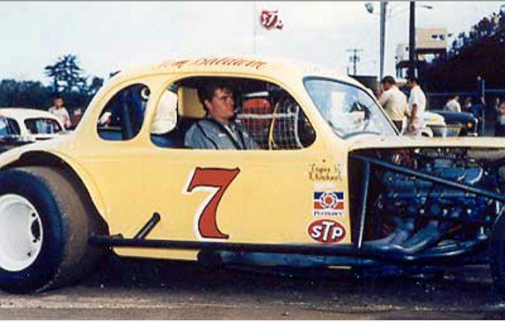 """Tiger"" Tom Baldwin Sr. 7 Coupe. Tom was killed at"