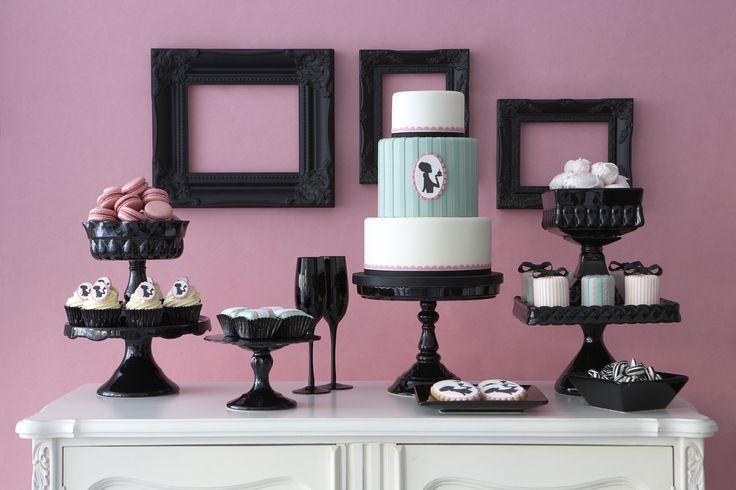 Sweet Tables, by Zoe Clark