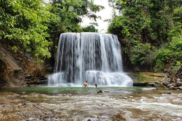 NORTH SUMATERA TOUR GUIDE: Air Terjun Glugur,Tangkahan-Sumatera Utara