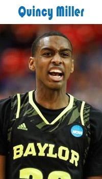 Quincy Miller – NBA Draft 2012 Round 2: Pick 8