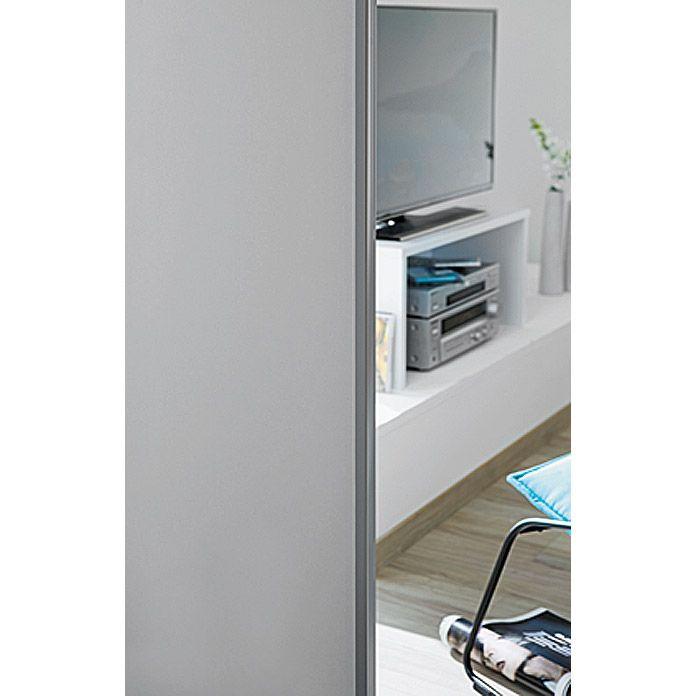 Optimum Schiebetur Set Weiss Grau 180 X 250 Cm Bauhaus Schiebetur Set Schiebetur Schiebetursysteme