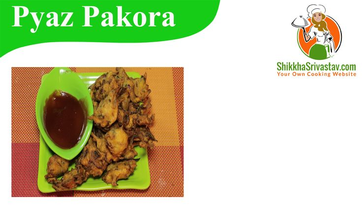 Pyaz Pakora Recipe in Hindi. How to make Pyaz Pakora at Home in Hindi Language with step by step preparation. Onion Pakoda is tasty breakfast dish.