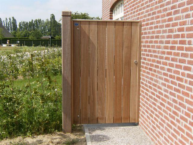 008 jpg 640 481 pixels tuinidee n pinterest for Porte de jardin en bois exterieur